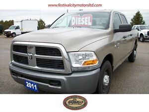 2011 Dodge Ram 2500 | Crew Cab | DIESEL