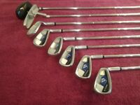 Part Set Of Donnay Extreme Golf Clubs-In Very Good Condition-Proceeds To Local Charity