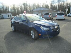 2013 Chevrolet Cruze LT Turbo - Bas millage!