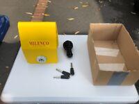 Milenco Heavy Duty Hitch Lock