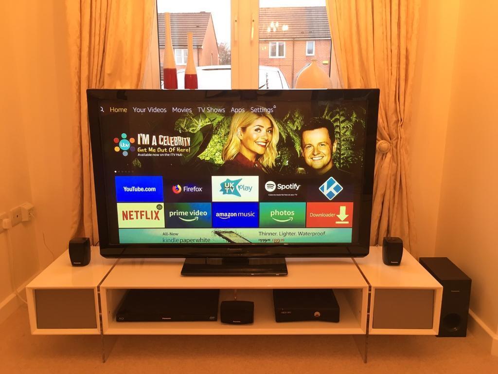 Panasonic 50 inch Plasma 3D tv | in Langley Mill, Nottinghamshire | Gumtree