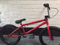 Premium Inception BMX Matte Red