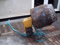 Cement mixer 110v