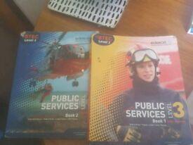 public service books