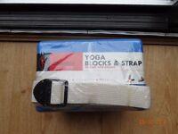 DANSKIN Yoga Block Brand New- for YOGA ( Imported)