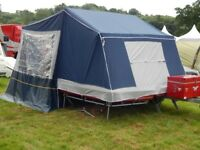 4 Berth Trailer Tent