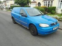 Vauxhall astra van SWAPS