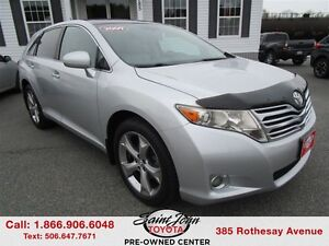 2009 Toyota Venza V6 with Leather