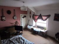 Spacious, warm, secure 1 bed or 2 bed flat to rent, Ashburton, £500 pcm. Available now