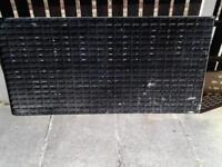 steel racking & bins