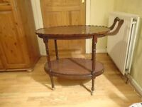 trolley /serving table/hostess trolley