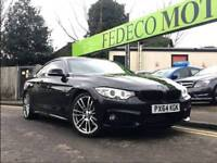 BMW 4 Series 2.0 420d M Sport 2dr ++ RED LEATHERS, NAVIGATION ++