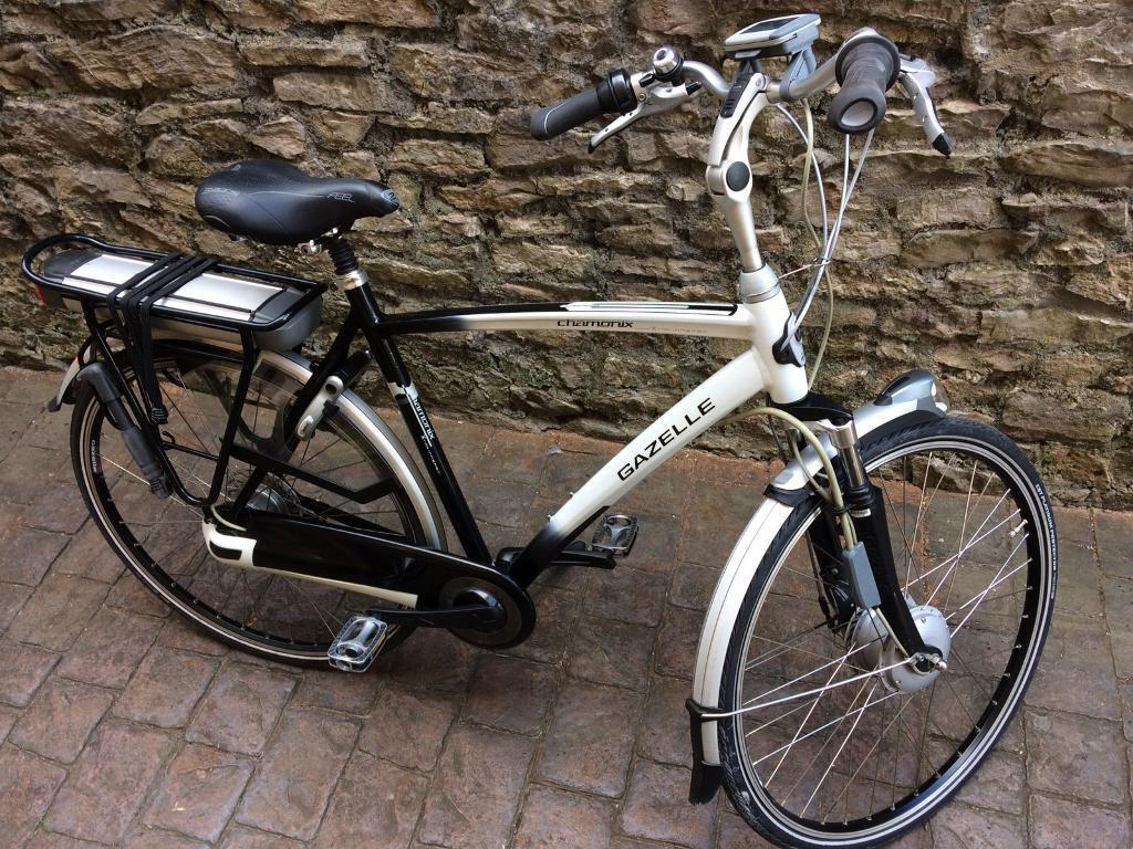 Gazelle Innergy ELECTRIC Bicycle *GOLD BATTERY* dutch Bike 405Wh Battery