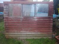 Large Shed 2.4m x 1.8m