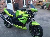 Triumph Speed 4 600cc