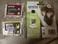 Epson Monkey printer ink cartridges