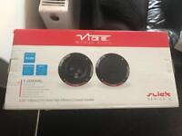 Brand new vibe 5.25 inch speakers