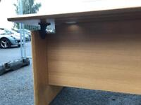 Solid beech office furniture