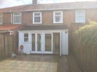 Spacious four bedroom student house to rent in a great location