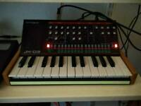 Roland JX-03/K-25m keyboard plus other stuff