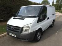 13e0f6e96b 2010 60 Ford Transit T260 85 TDCI SWB Van Mot March 2019 Service History  Warranty Included