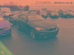 2016 BMW 228i xDrive + M Track + M sport + Executive