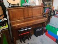 Broken piano needs a new home cant bring myself to let it die