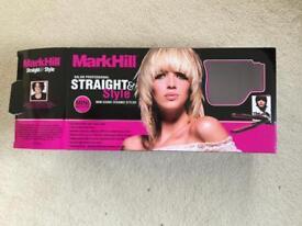 "Mini Ceramic ""Straight & Style"" Styler - Mark Hill"