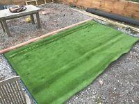 38mm Artificial Grass 2.2mtr x 4 Mtr