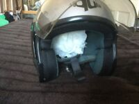 B-Square open motorcycle helmet