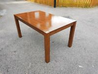 Solid Hard Wood Dining Table 150cm FREE DELIVERY 111