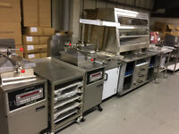 Henny Penny, Chicken Shop Equipment