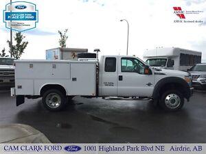 2012 Ford F-550 XLT SuperCab 4WD 6.7L Diesel