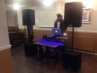 Soundlab Pro Series DJ Disco Speakers