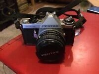 Pentax ME Super - Film Camera