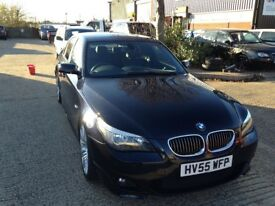 BMW 5 series 535 d 2005 not for part exchange