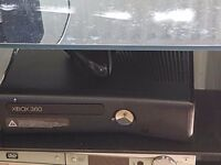 Xbox 360 with kinect and controller good condition £75.00 ovno