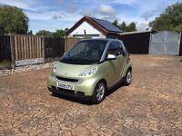 SMART CAR - TWOFOUR - PASSION - COUPE- 2009 - AUTO