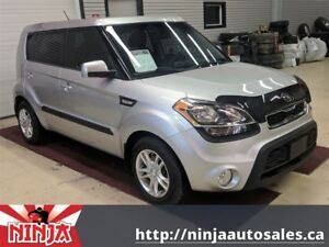 2012 Kia Soul EX 1.6L w/ECO Top Trim Level Low Km