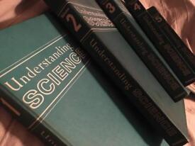 Understanding Science Volumes 1-5