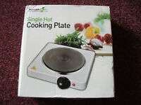 SINGLE HOT COOKING PLATE 1500W