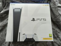 PlayStation 5 (PS5) Disc Edition Console - BRAND NEW