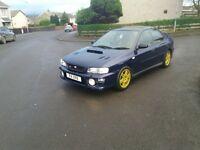 99 Subaru impreza 20 Turbo May Swap W.h.y
