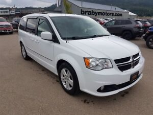 2015 Dodge Grand Caravan Crew Stow-N-Go Bluetooth Backup Camera