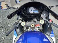 Suzuki, GSX-R, 2003, 599 (cc)