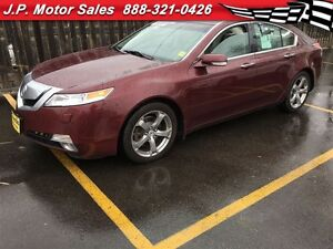 2009 Acura TL Automatic, Navigation, Leather, Sunroof, Heated Se