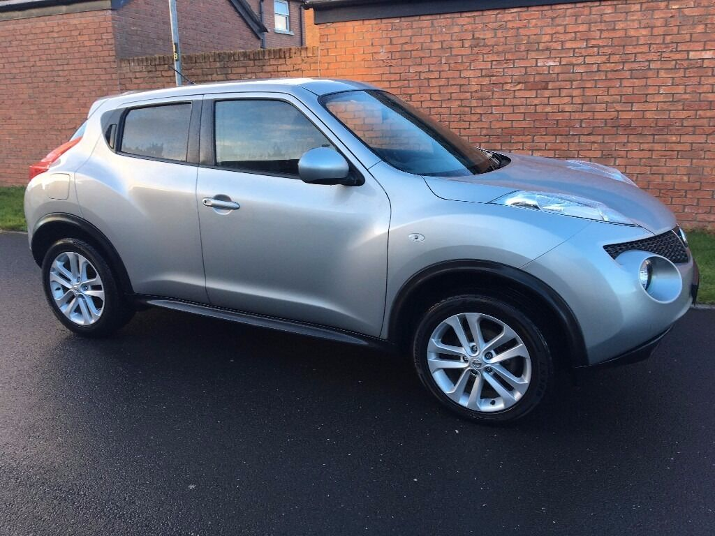 nissan juke acenta premium 1 5 diesel 2013 blade silver in doagh county antrim gumtree. Black Bedroom Furniture Sets. Home Design Ideas