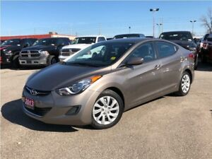 2013 Hyundai Elantra GL**HEATED SEATS**BLUETOOTH**AUTOMATIC**