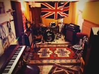 Recording studio- Air Raid Studios - Kennington, Lambeth, London- SE11