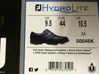 FootJoy Hydrolite Shoes Black size 9.5